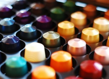 nespresso koffiecup 80 procent gerecycled